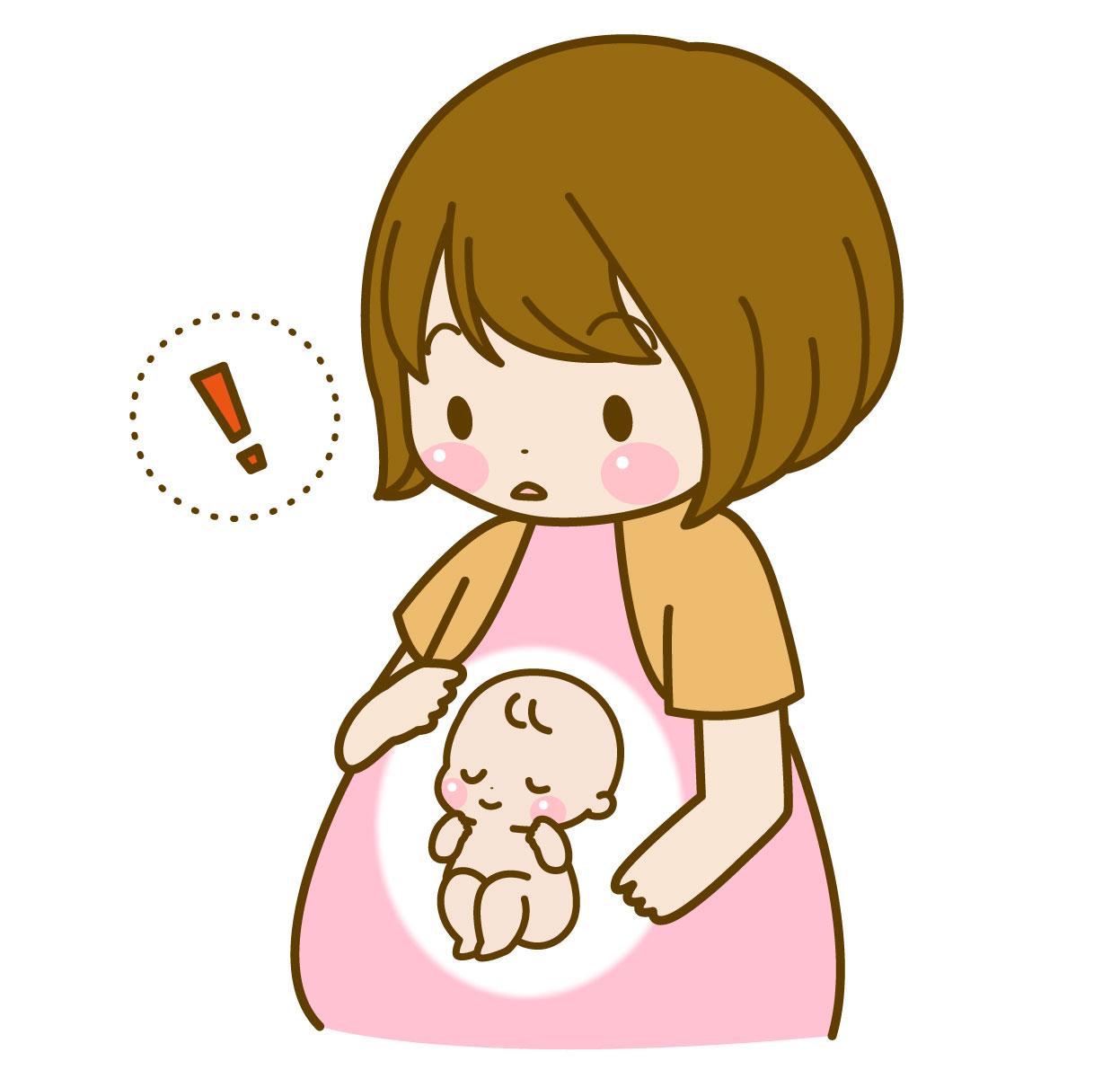 妊婦はハトムギの摂取をしないように